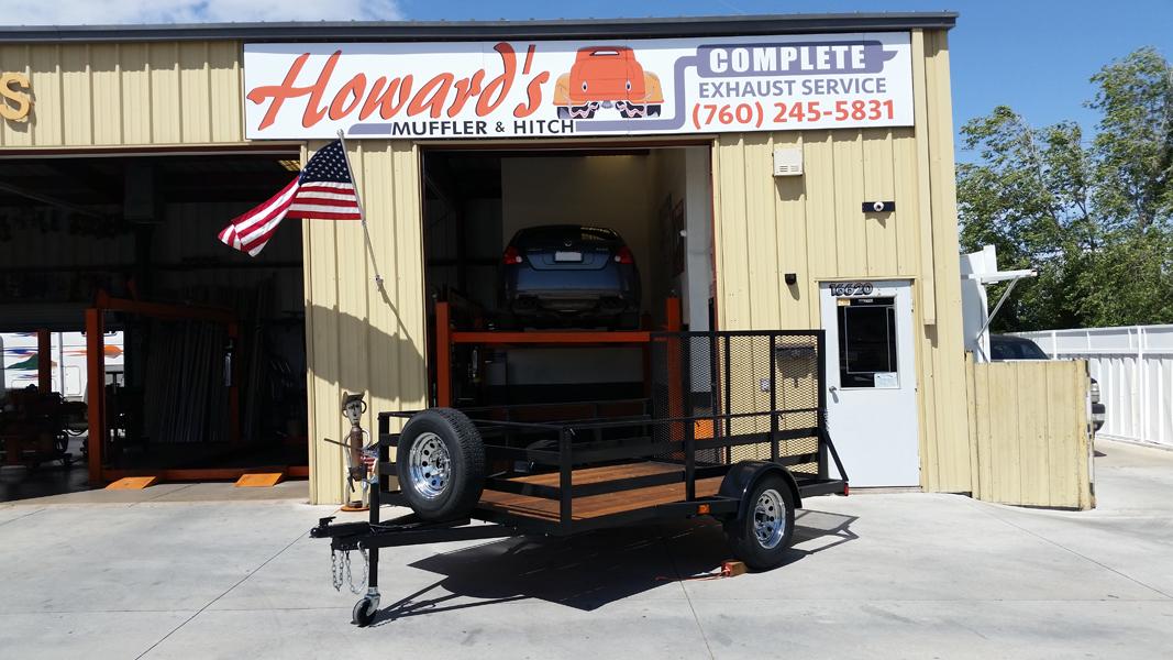 Howards Muffler Shop in Victorville, CA