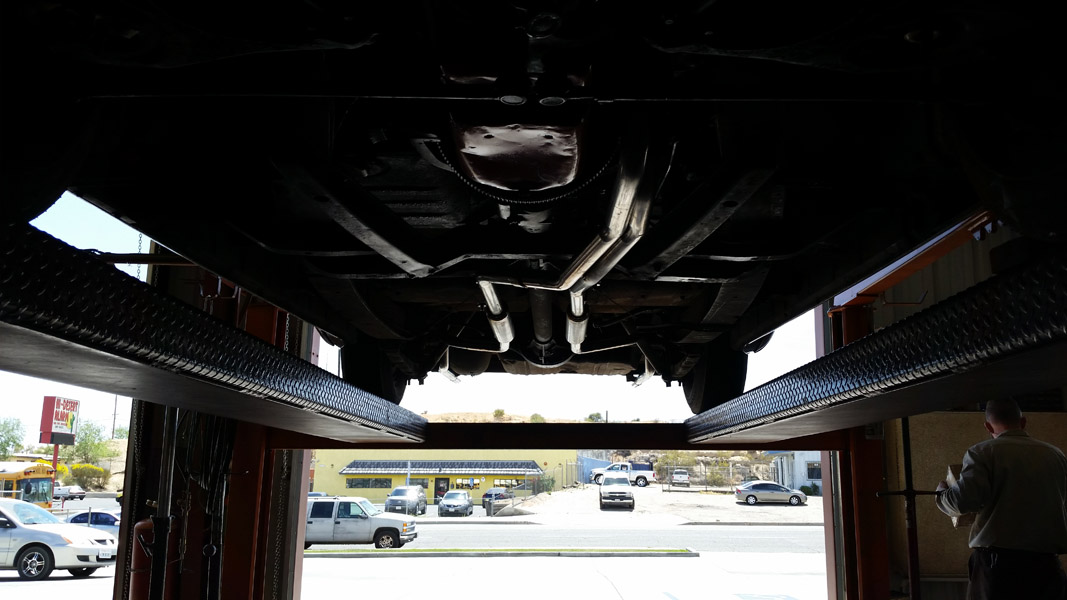 Muffler and Hitch, Victorville CA