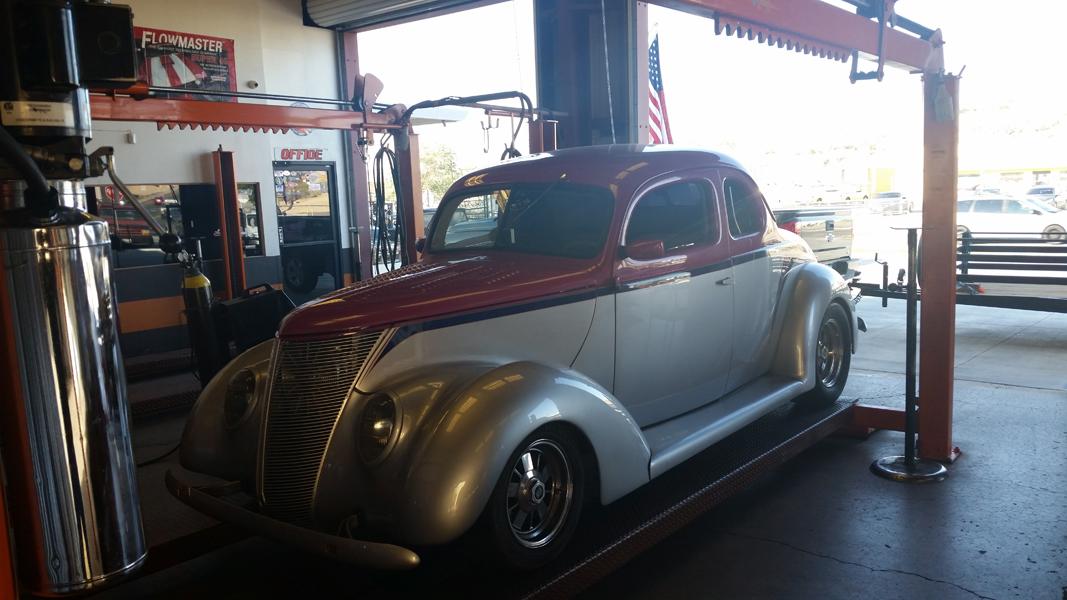 Custom Exhaust Howards Muffler Shop