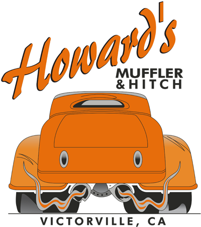 Howards Muffler Logo